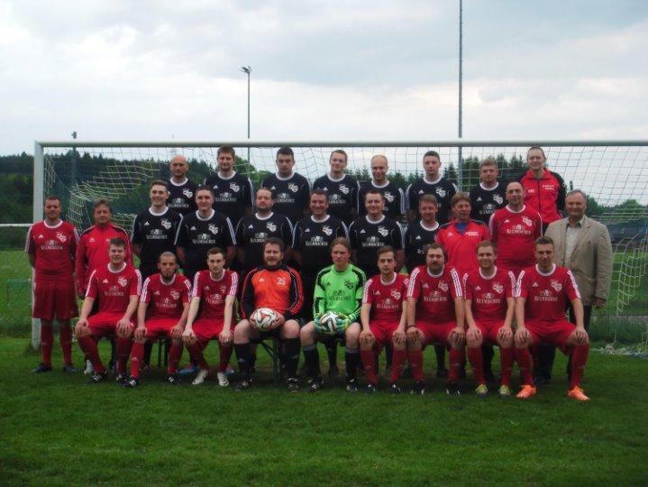 TSV Fichtelberg - SG Mehlmeisel/Fichtelberg